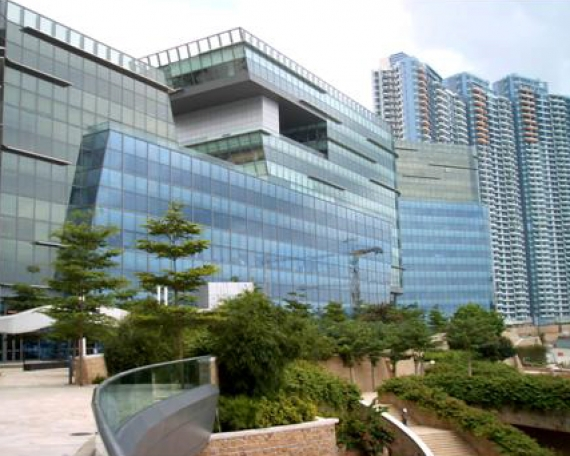 Cyberport 3 Office Building Hong Kong