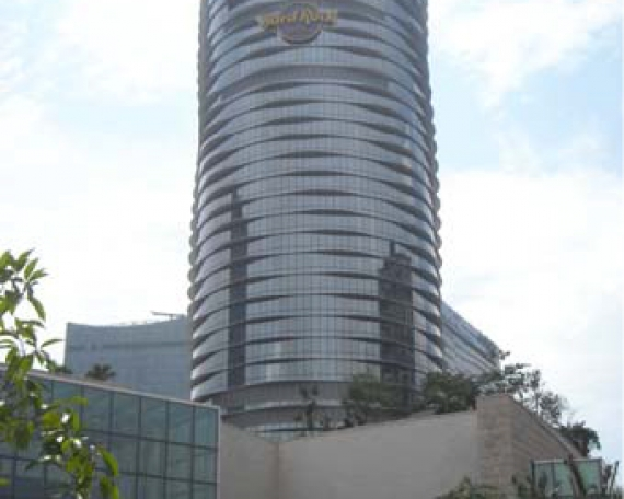 Hard Rock Hotel at City of Dreams, Macau