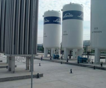 Linde Specialty Gases Factory Suzhou