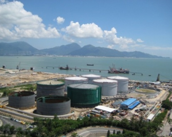 Aviation Fuel Facility Hong Kong