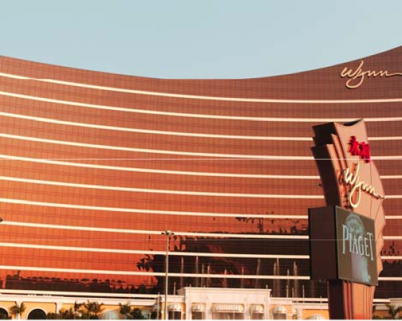 Wynn Tower and Encore Tower at Wynn Macau